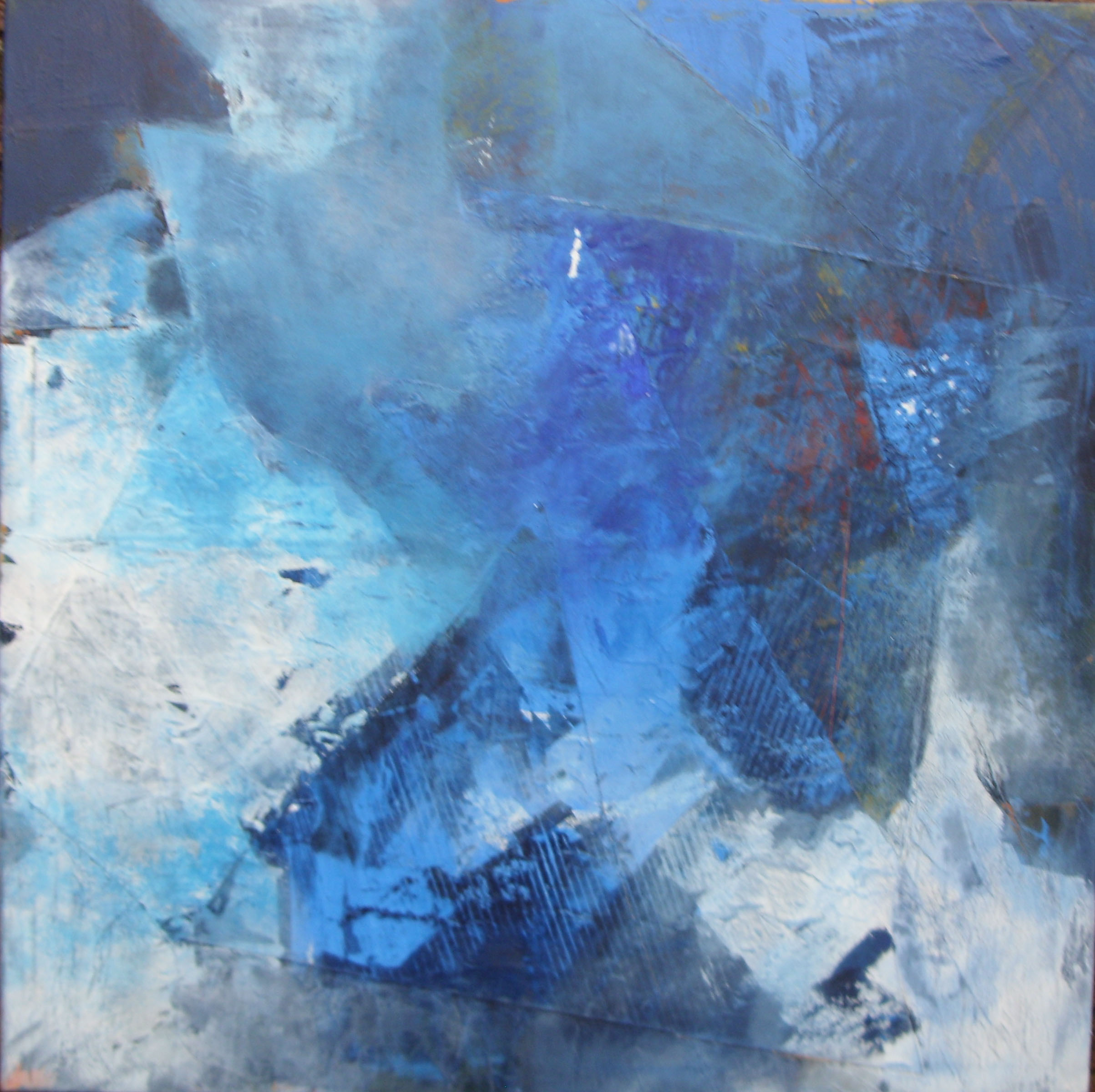 Christa Landig - Farbe und Formen