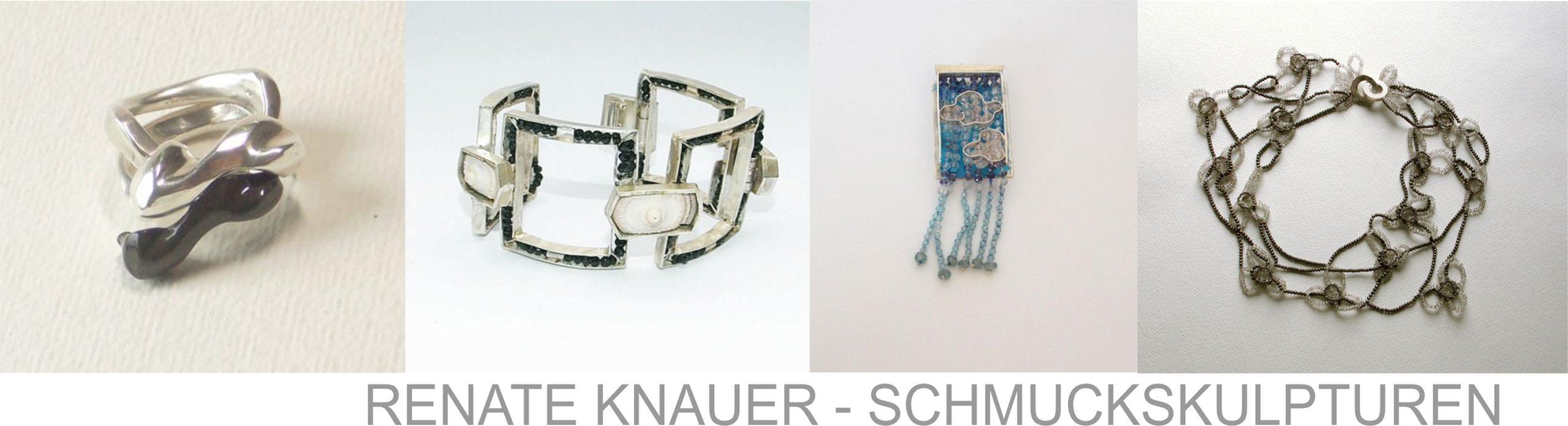 Renate Knauer  Schmuckskulpturen